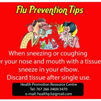 Flu Prevention Tip 1