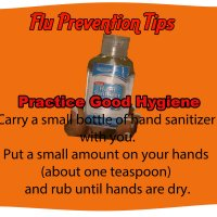 Flu Prevention Tip 2