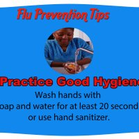 Flu Prevention Tip 3