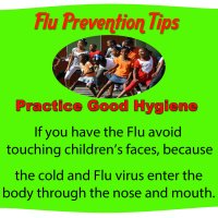 Flu Prevention Tip 5