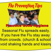 Flu Prevention Tip 4